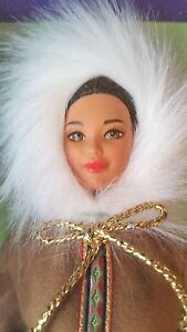 Arctic Barbie (1996 NRFB) Dolls of the World Collection