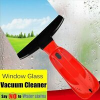 Vacuum Window Cleaner Wireless Rechargeable Glass Cleaning Tools Kits Home Clean