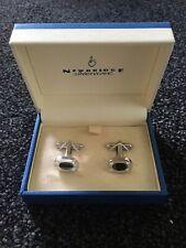 Newbridge Silver Cuff Links NEW
