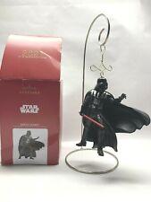 Hallmark Star Wars Darth Vader Empire Strikes Back 2021 Keepsake New Damaged Box