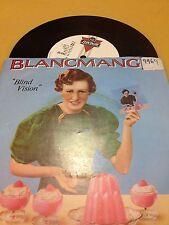 Blancmange, Blind Vision, Heaven Knows Where Heaven Is, Blanc 5, 1983, EX+