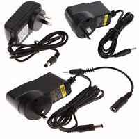 AU Plug AC100~240V DC 3V 4.5V 5V 6V 9V 12V 1A 2A Power Adapter Charger Converter