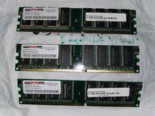 ExtreMEmemory DDR 1 Pc3200 U 3x512 MB