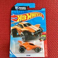 Hot Wheels OCTANE Rocket League Orange Mattel Car Toy Brand NEW