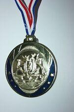 """Médaille """" Or """"  ÉCHECS  avec ruban diamètre 70 mm poids 100 gr"""