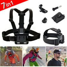 Head Strap Mount Chest Harness for GoPro HD Hero 6 5 4 3+ 3 2 Chesty Accessories