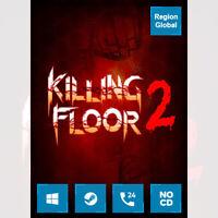 Killing Floor 2 for PC Game Steam Key Region Free