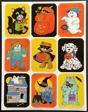 Vintage Halloween Stickers - Eureka - Mint Condition!!