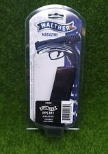 Walther PPS 9mm 7 Round Black Factory Magazine w/ Finger Rest - 2796589
