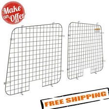 Weather Guard 88028 Hinged Rear Door Window Screen for Chevy Express/GMC Savana