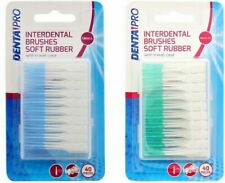 40x Brosse Cure Dents Brossette Interdentaire Dentaire Nettoyage