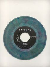 """THE FRIGHTNRS - """"Dispute"""" Limited Edition DAPTONE COLOR 7"""" Vinyl Record 45 RPM"""