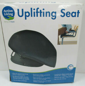 Active Living Uplifting Seat Gentle Spring Action Rising Seat Mobility Get-up