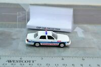 Cop Car Collection Ford Crown Victoria CHICAGO Police 1:87 HO Scale