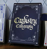 Cardistry Calligraphy Golden Foil Limited Edition Playing Cards Deck New Sealed