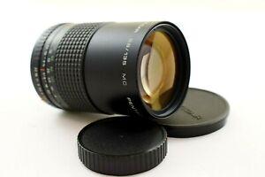 Pentacon Prakticar MC 135mm f/2.8 Lens PB Mount - Great Condition + Caps #W174-8