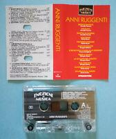 MC Musicassetta Compilation Emozioni In Musica 26 ANNI RUGGENTI camaleonti oxa