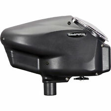Empire Halo TOO Paintball Electronic Hopper Loader Black Rip Drive
