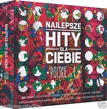 NAJLEPSZE HITY DLA CIEBIE Polskie Vol.4 [3CD] Polish Pop/ Rock
