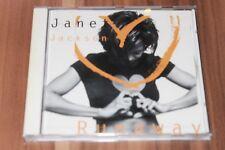Janet Jackson – Runaway (1995) (MCD) (A&M Records – 31458 1194 2)