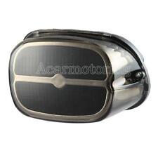 Smoke Lens Tail Rear LED Light Brake Lamp Fit Motorcycle Harley Davidson Touring