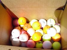 7 lbs Used Ladies Golf Balls