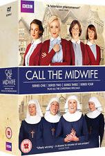 Call The Midwife . Series 1-4 . Season 1 2 3 4 . Ruf Des Lebens . 14 DVD . NEU