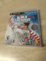 MLB 11 The Show PlayStation 3 PS3