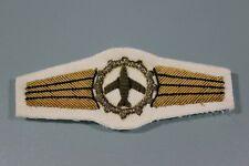 Post WW2 West German Bundeswehr Luftwaffe 1 Bronze BULLION Logistics Wings F165