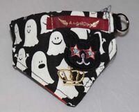 4065_Angeldog_Hundekleidung_Hundehalstuch_Hundehalsband mit Tuch_chihuahua_Xs