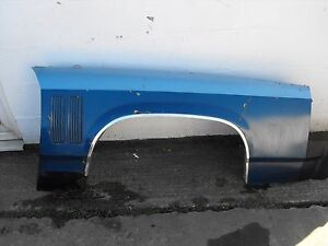 Mercury Grand Marquis RH Front Wing Fender 1979 To 81.