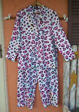 Victoria's Secret Two Piece Pajama Set MULTICOLORED Large PANTS TOP