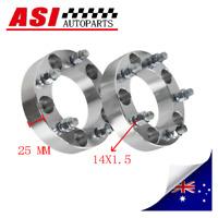 Wheel Spacer For Toyota Landcruiser 100 105 200 205 70 76 78/79 series 2PCS ASI