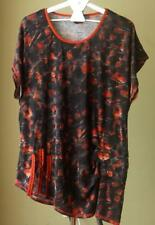 T&S Short Sleeve Tunic Tops for Women