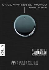 ACCU | Uncompressed World Volume IV - Audiophile Solo Piano CD