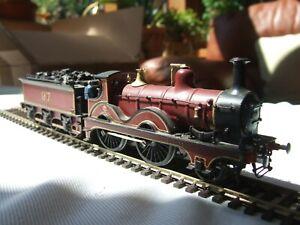 00 Midland Railway  Ratio Class 2 Kirtley 2-4-0 No 97 Good going unit.