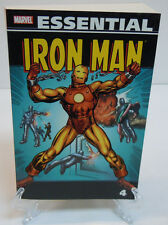 The Essential Iron Man Volume 4 Marvel TPB Trade Paperback Brand New 39 40 41 42