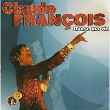 Claude Francois - Danse ma vie  + 4 BONUS TRACKS / EAST WEST RECORDS CD 1998