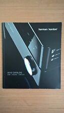 Harman/Kardon Catalogue 2010 HD 950 970 HK HKTS DVD HS AVR