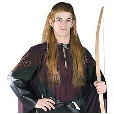 Legolas Wig Lord of the Rings Adult Long Wood Elf Halloween Costume Acsry