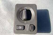 1999-2001 Saab 9-5 Headlight Switch / Fog/  Dash Dimmer Switch 4616124