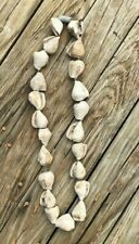 Excavated Ancient Cambodia Neolithic Period Shell Necklace c. 100 B.C.E.