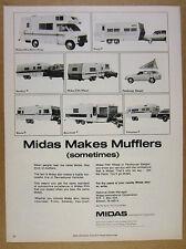 Midas Motorhome owners Manual