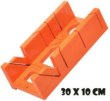 Expert MITRE BOX Precision Angle Cutting Saw Holder Picture Framing Coving U253