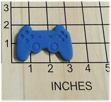 Xbox PlayStation Nintendo Game Controller Shaped Fondant Cookie Cutter and Stamp