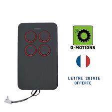 G-MOTIONS Télécommande Portail/Garage Universelle Multifréquences 280 Mhz - 868