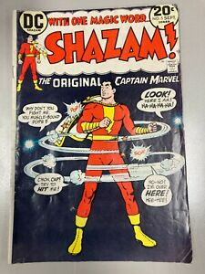 DC Comics Lot: Shazam 5; Superboy 197; Korak 53; Strange Adv. 243; GI Combat 175