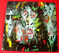 Alien Sex Fiend It The Album LP UK ORIG+UNCUT INSERT 1986 Anagram/Plague VINYL