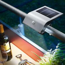 Solarstrahler Bewegungsmelder Wandstrahler Solarleuchte strahler, esotec 102420