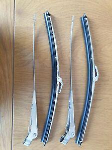 ford zephyr zodiac consul mk2 wiper blades and arms